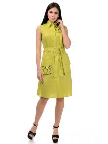 Платье «Рарити», р-ры S-ХL, арт.401 яблоко