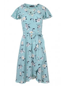 Платье «Катарина», р-ры S-ХL, арт.406 яблоня мята