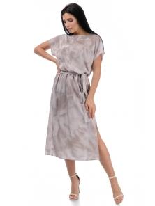 Платье «Эллис», р-ры S-ХL, арт.448 беж