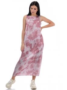 Платье «Дикси», р-ры S-ХL, арт.450 розовый