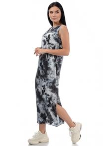 Платье «Дикси», р-ры S-ХL, арт.450 черный