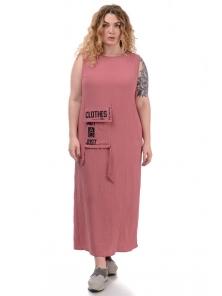 Платье «Дикси plus», р-ры ХХL-ХХХХL, арт.452 фрез