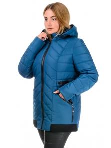 Демисезонная куртка «Норма», р-ры 50-58, №213 м.волна