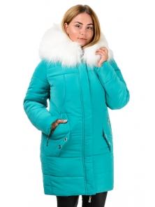 Зимова куртка-парка «Сніжана» 978d593163fcc