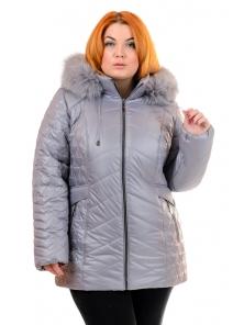 "Женская зимняя куртка ""Луиза"" № 160, размеры 48-56"