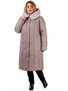 """Женское зимнее пальто """"Лиза"""", арт.№186, 52-60"""