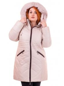 "Женская зимняя куртка ""Ванесса"", арт.№137, размеры 50-56"