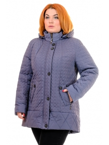 """Женская демисезонная куртка """"Нора"""" №159, р-ры 48-58"""