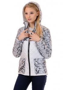 """Демисезонная куртка """"Берта"""", арт.№169, р-ры 42-50"""