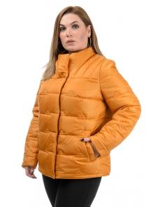Куртка «Жанна», 50-56, арт.287 горчица