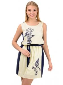 "Платье ""Паулина"", р-ры S-L, арт. 328.4"