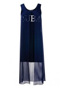 """Платье""""Лаура"""", р-ры S-L, арт.332 синий"""