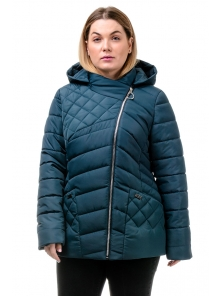 Куртка «Тайра»,50-56, арт.252_мор.волна