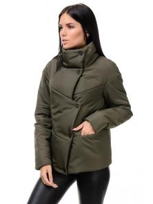 "Куртка ""Голди"", 42-48, арт.253_хаки"