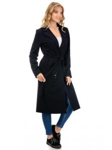 Женский кардиган «Одри», S-XL, №348 т.синий