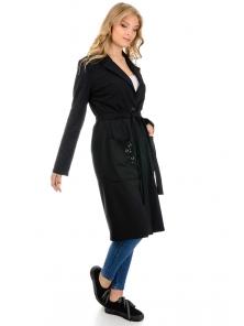 Женский кардиган «Одри», S-XL, №348 черный