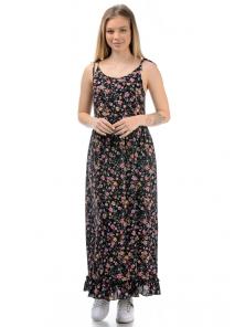 Платье «Молли», р-ры S-L, арт.454 черный
