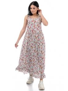 Платье «Молли», р-ры S-L, арт.454 белый