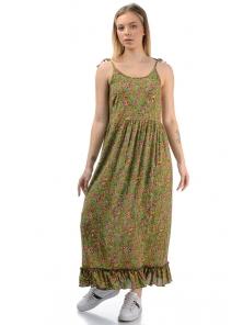 Платье «Молли», р-ры S-L, арт.454 зеленый